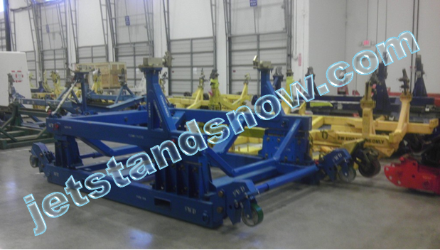 V2500 Jet Engine Shipping Stand - fits all IAE V2500 series engines