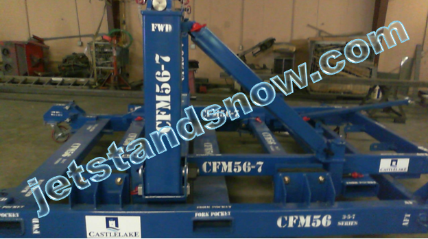 PW2000 Engine Shipping Stand